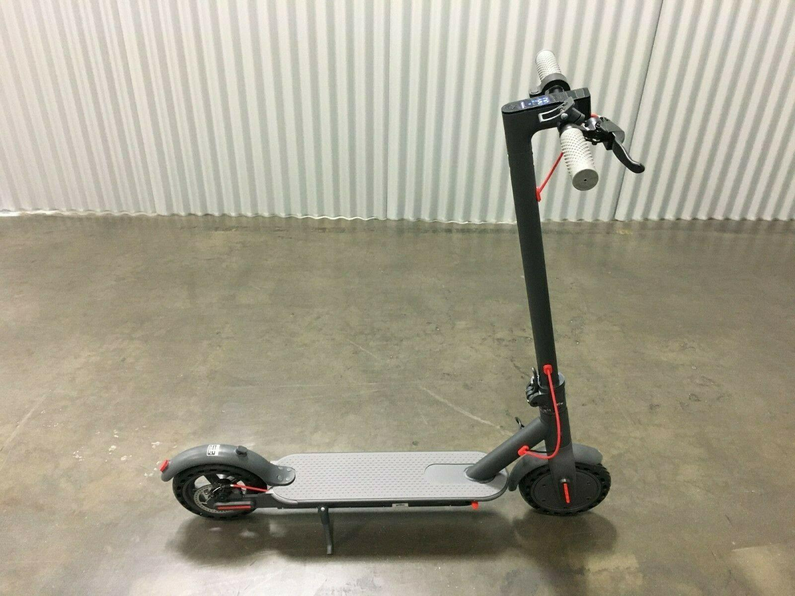LOCAL Scooter Folding Black Color USA
