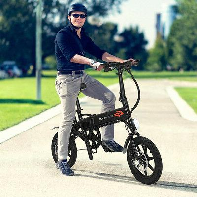 250W Adult Bicycle E-Bike 22MPH W/USB