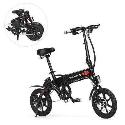 350w high speed folding adult electric bicycle