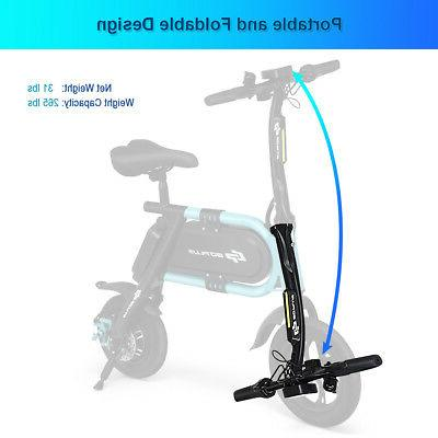 350W Adult Electric Pedal-free