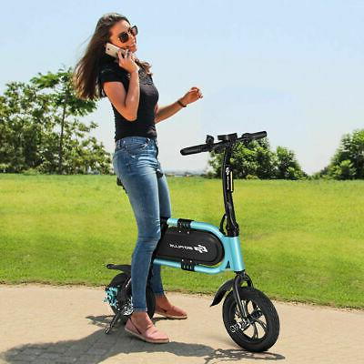350W High Speed Folding Adult Scooter Pedal-free LED Display