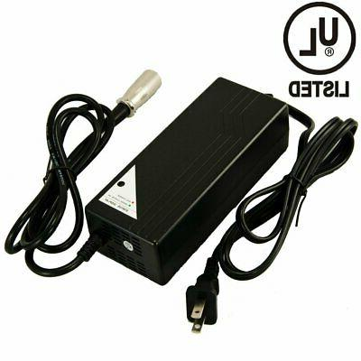 36 volt electric scooter battery charger
