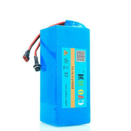 Pack 500W E Bicycle battery Charger