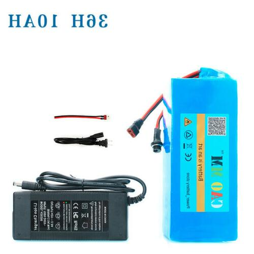 36V Pack ebike Bicycle battery Charger
