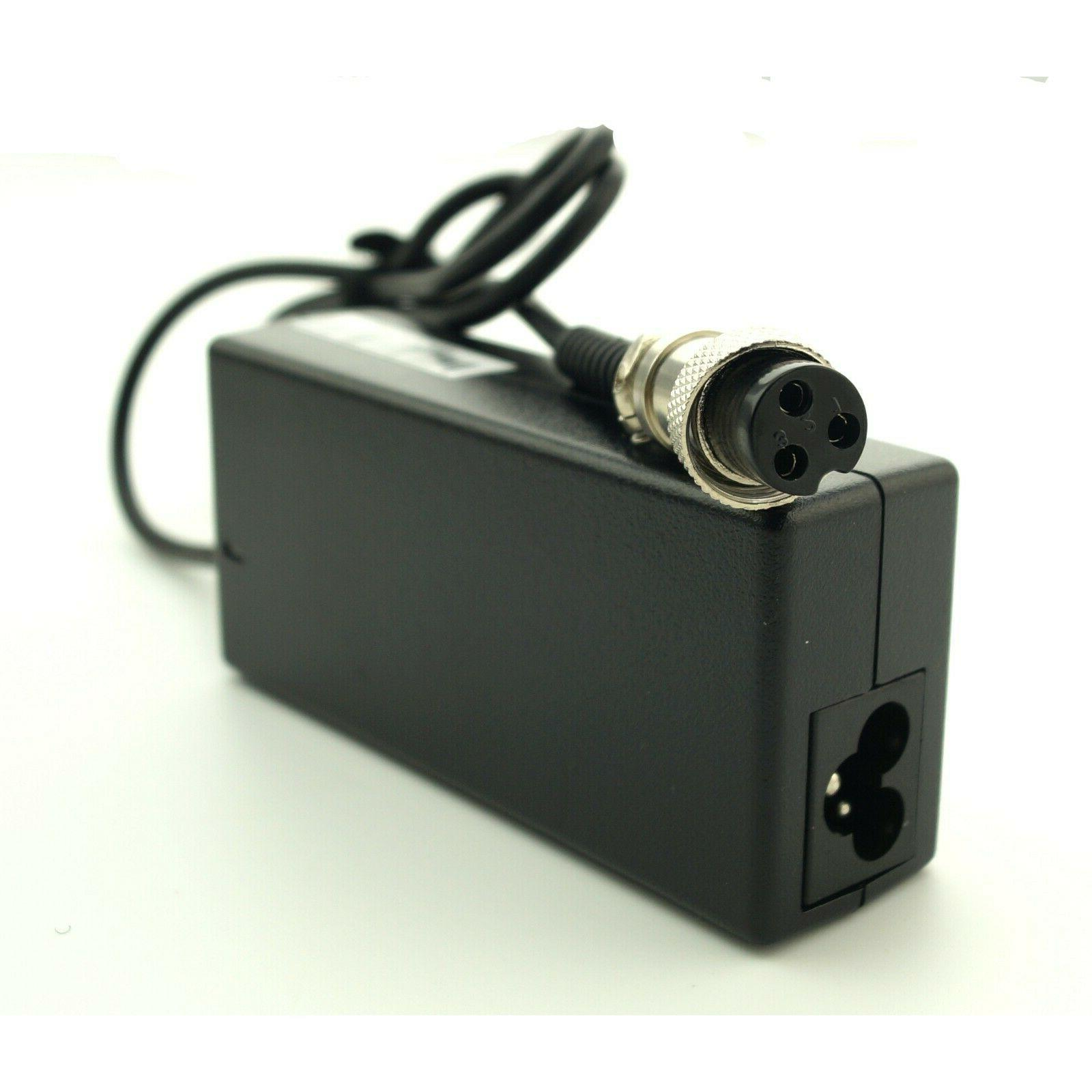 36W 1.5A Battery Charger Razor E100 PowerCord