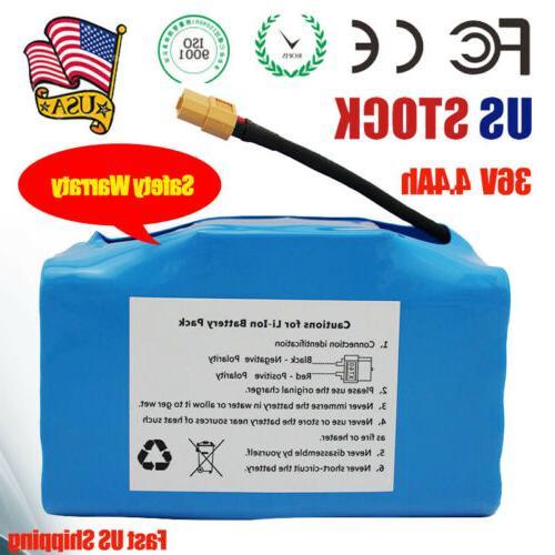 4 4ah li ion battery