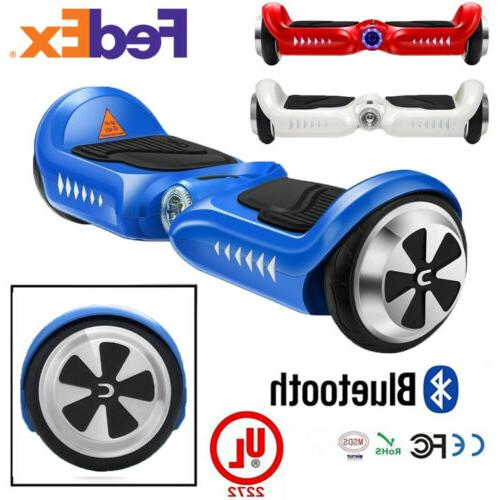 4 5 hoverboard kids self balancing smart