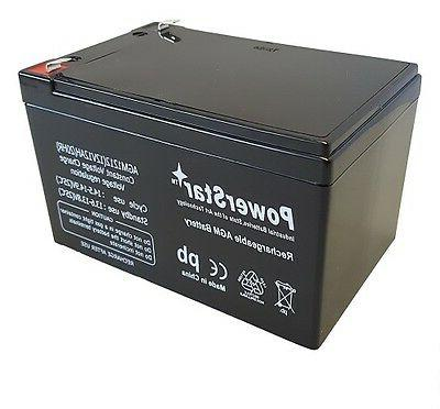 PowerStar Pack 12V 12Ah
