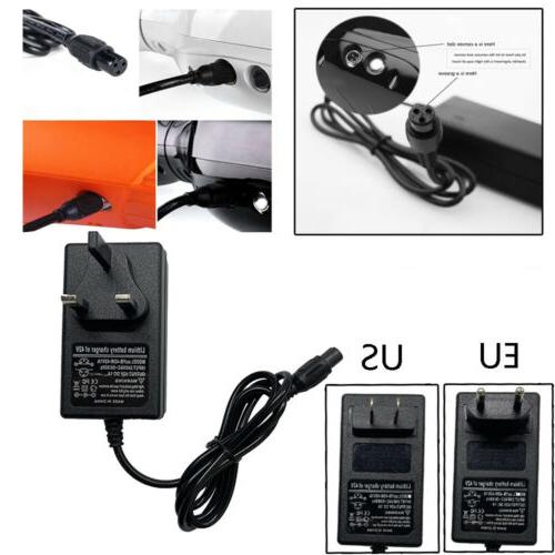 42V 1A Battery Charger Adaptor Power Supply for