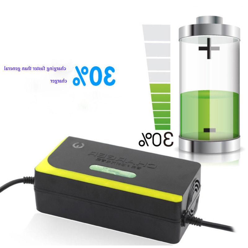 48V Lead Acid Charger for Electric Scooters E-bike
