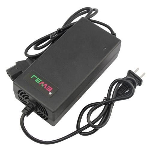 48V Battery Charger E-bike Scooter With Adapter Smart