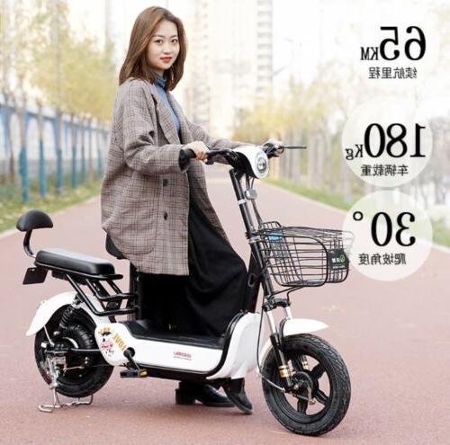 500 watt electric scooter bike 48 watt