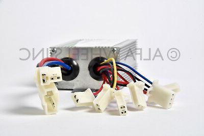 DC Yiyun LB57 Controller box for brush electric