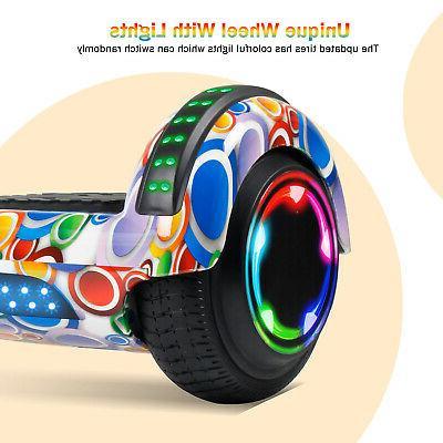 "6.5"" All terrain xtremepowerus Hoverboard Balancing"
