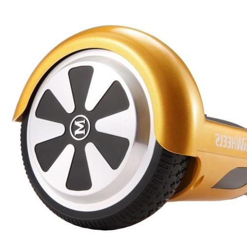 Megawheels Hover-Board 2 Gold Electric Self