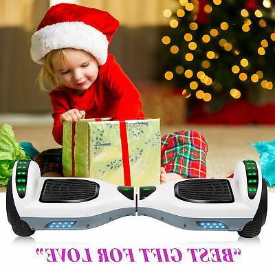 "6.5"" Bluetooth Hoverboard Self No US"