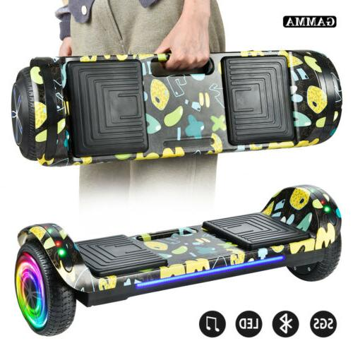 """6.5"""" Electric Hoverboard Speaker Self Scooter NO"""