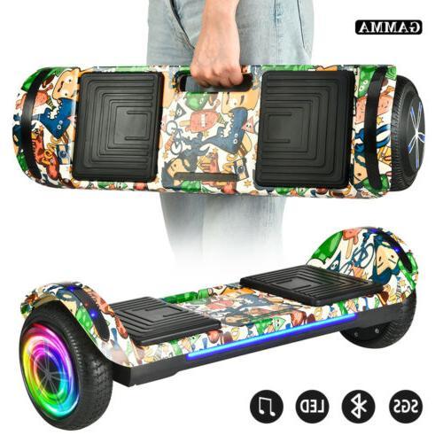 "6.5"" Hoverboard Speaker Self Scooter UL NO"