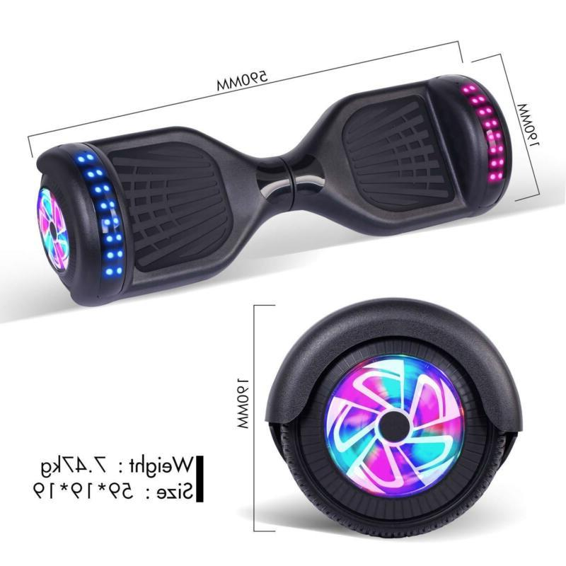 """6.5"""" Electric Colorful Self Scooter 2272 LED board"""
