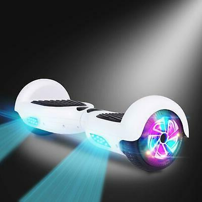 """6.5"""" Electric Scooter LED Wheel UL2272"""