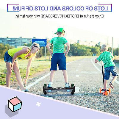 "6.5"" Hoverboard Self Balance Black+Gray"