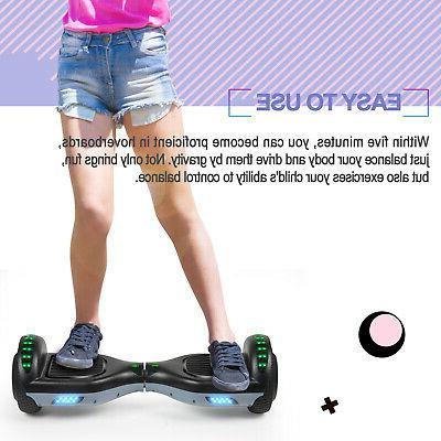 "6.5"" Electric Self Balance Bluetooth UL2272"