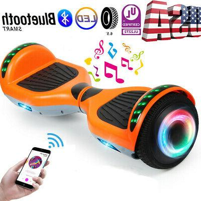 6 5 hoverboard electric self balance bluetooth