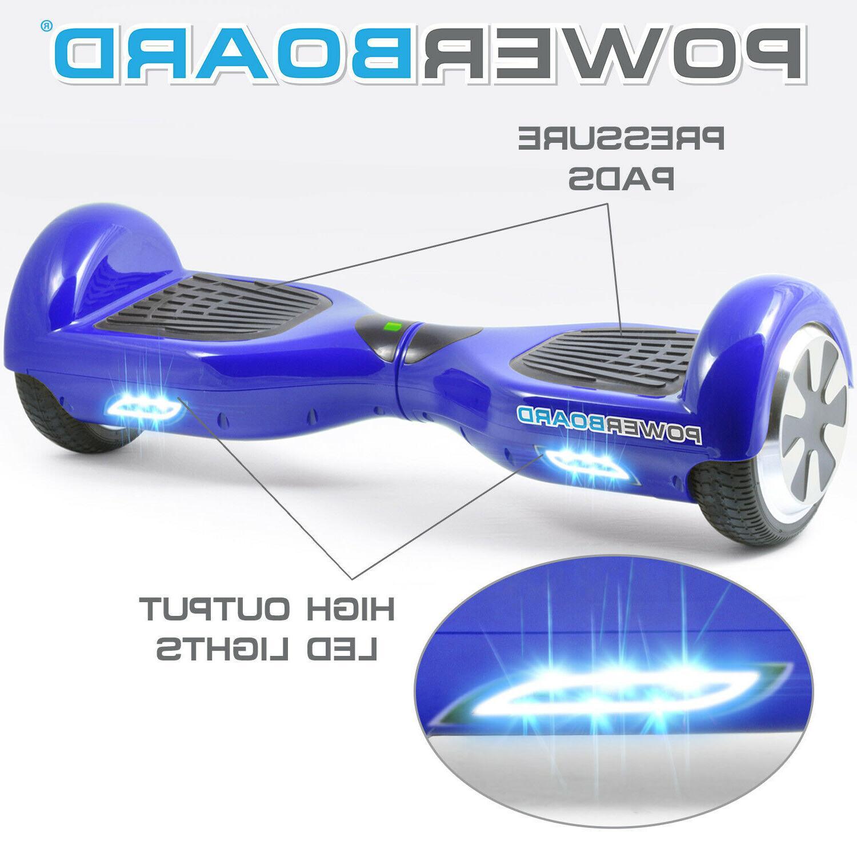 """6.5"""" Hoverboard Balancing LED"""