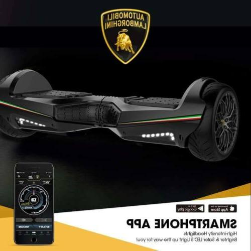 6.5 Inch Lamborghini Electric Scooter Wheels 10KM/H
