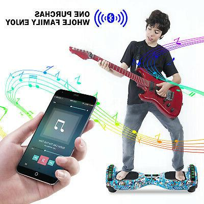 6.5 Hoverboard Hoverheart Electric Scooter Kids