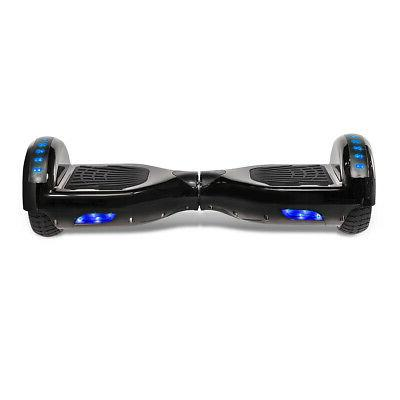 "6.5"" Hoverboard Electric Self Balancing LED Sidelights- UL2272"