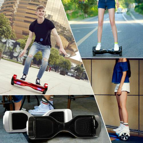 """6.5"""" Self Balancing Electric Scooter All Terrian"""