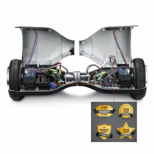 """6.5"""" Off Road Self Balancing Electric Scooter All UL"""