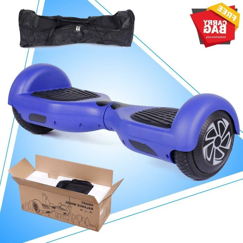 "6.5"" Hoverboard Scooter UL 2272"
