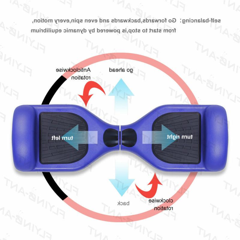 """6.5"""" Hoverboard Balancing Scooter UL"""
