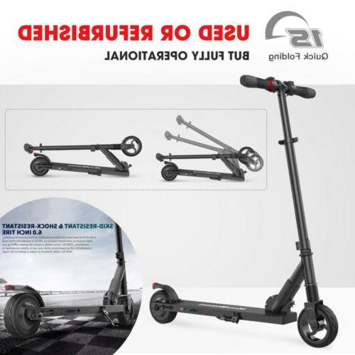 6 5 used bluetooth self balancing hover