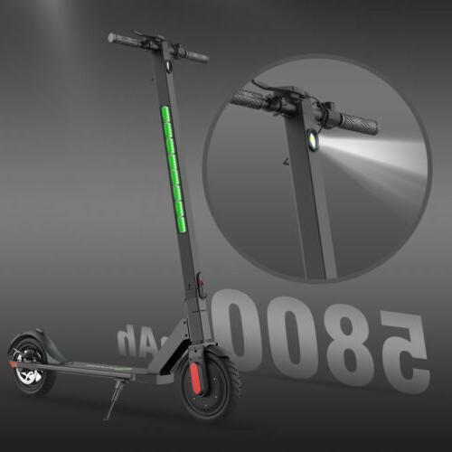 Megawheels S5 Folding Aluminum E-scooter 250W 14Mph Black Ci