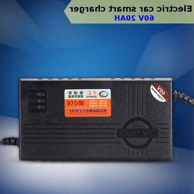 60V Battery Charger Electric Bicycle Bike Scooters