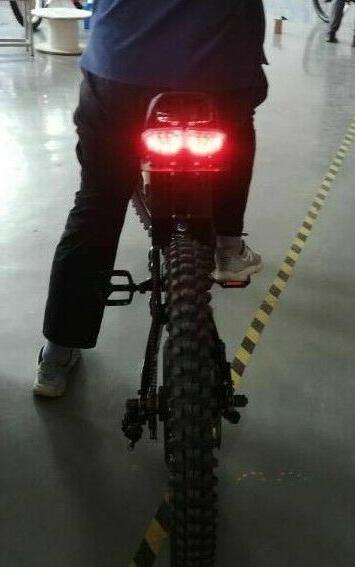 72V Adult Bike