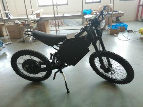 72V 8000W Adult Electric Off-road Dirt Bike Motorcycle 65MPH+