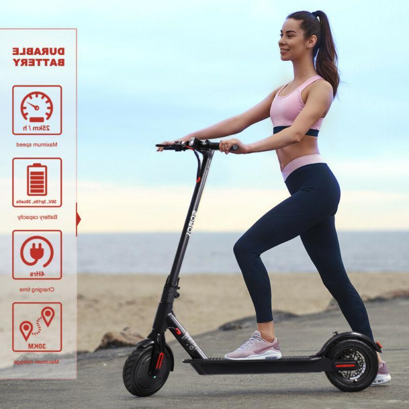"""8.5"""" Wheels Riding Kick E-Scooter"""