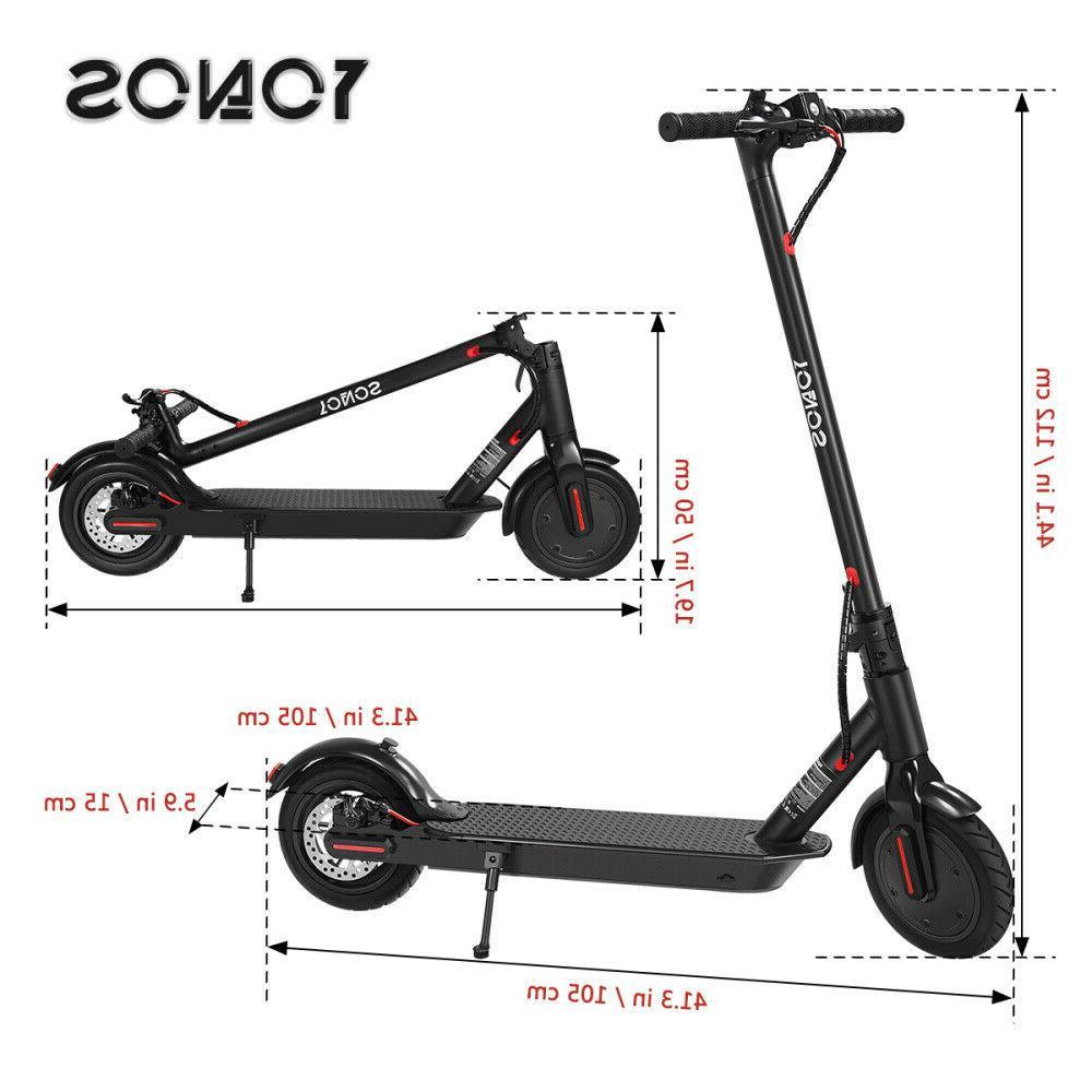 """8.5"""" Electric Portable 30KM Long Range"""