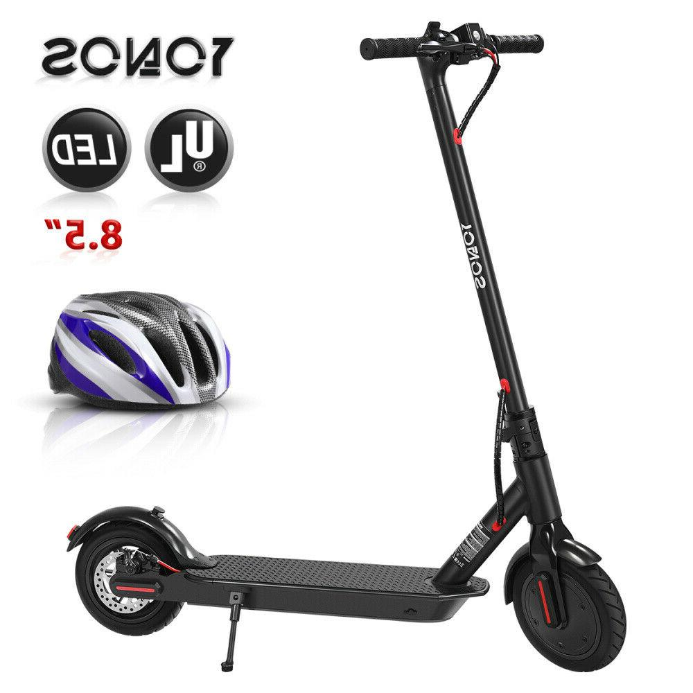 "8.5"" 350W Electric Scooter 30KM Long"