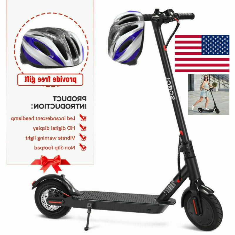 8 5 350w folding electric scooter portable