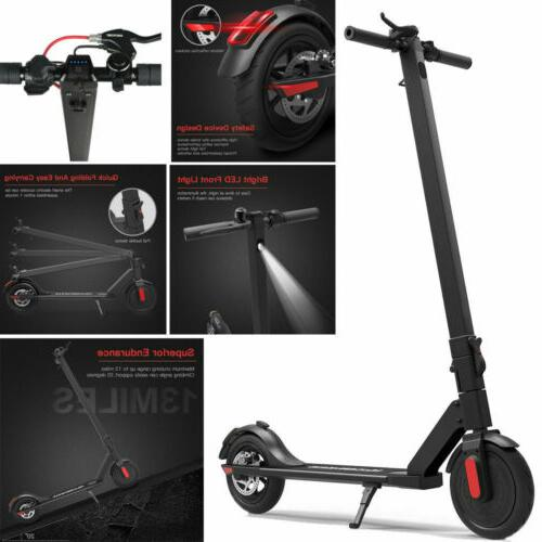 Megawheels 8.5'' Electric E-scooter Folding Outdoor eScooter US