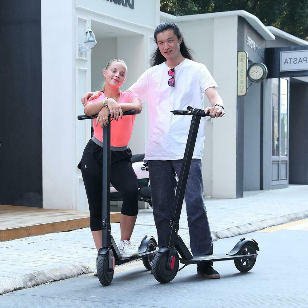 8.5 Inch Folding Lightweight Stunt Scooter For Childen Adults Black