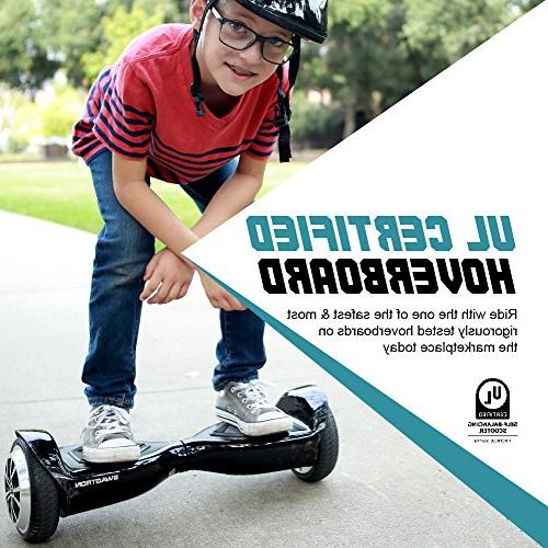 Swagtron Level Hoverboard and Young Adults; Learning Mode; Protection