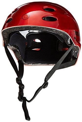 Razor V-17 Helmet, Red