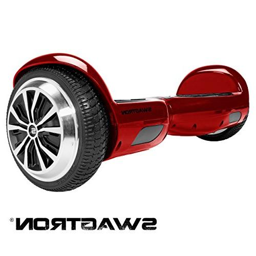 Swagtron™ - Scooter Red