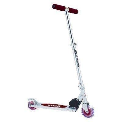 a light wheels scooter